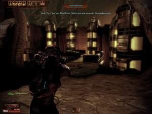Mass Effect 2 : Diese Konsole müssen Sie erreichen.