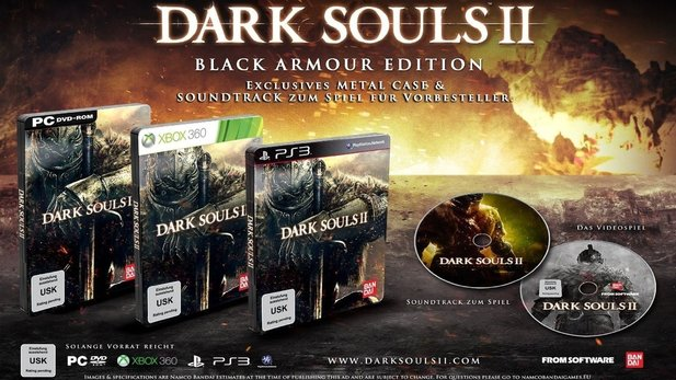 Die Editionen: Black Armor Edition