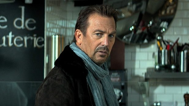 3 Days To Kill - Exklusiver Clip mit Kevin Costner in Aktion