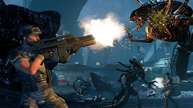 Aliens: Colonial Marines - Preview-Video