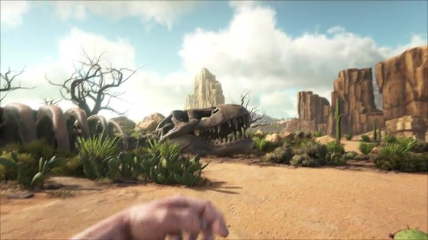 ARK: Survival Evolved - Trailer zum ersten Expansion Pack: Scorched Earth