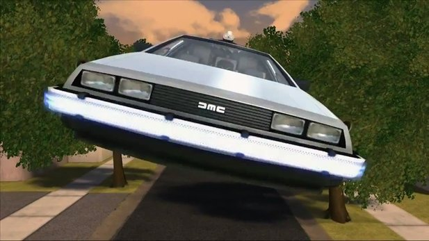 Back to the Future: OUTATIME - Launch-Trailer