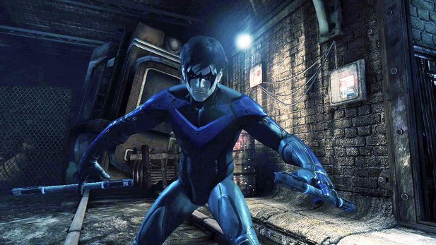 Nightwing-Trailer von Batman: Arkham City