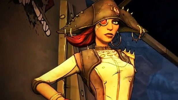 Borderlands 2 - Trailer zum Captain-Scarlett-DLC