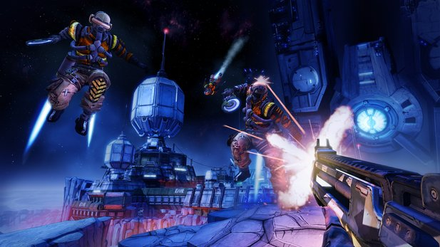 Borderlands: The Pre-Sequel wird laut Randy Pitchford kleiner ausfallen als Borderlands 2.