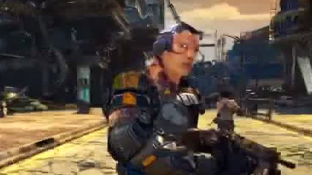 Bulletstorm - Test-Video