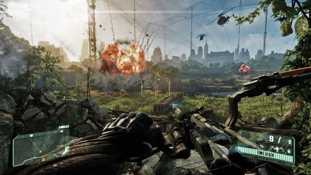 Preview-Video zu Crysis 3