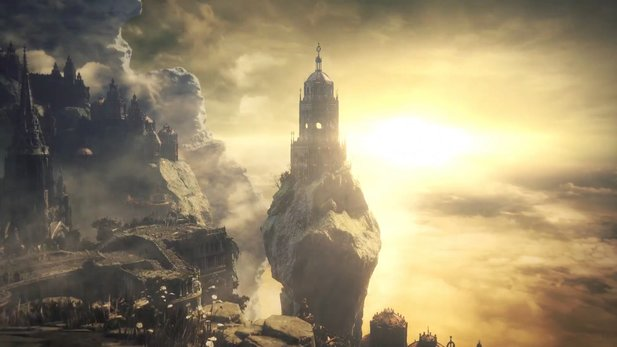 Dark Souls 3 - The Ringed City Launch Trailer