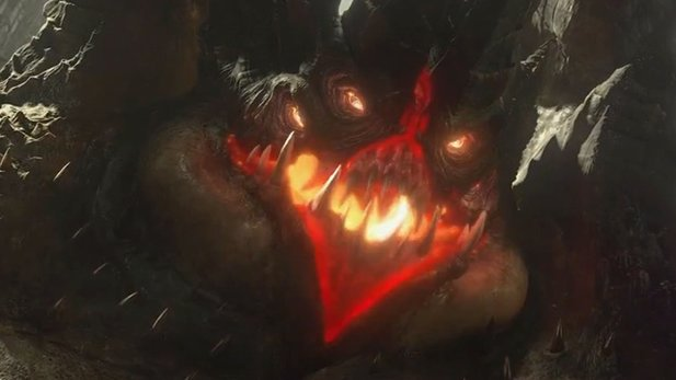 Cinematic-Trailer von Diablo 3