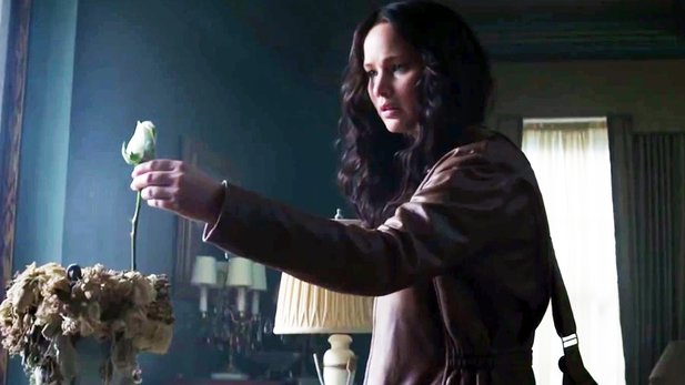 Die Tribute von Panem 3 - Mockingjay - Kino-Trailer: Kriegsheldin wider Willen