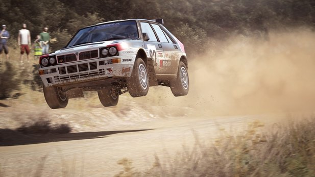 DiRT Rally - Launch-Trailer zur Early-Access-Version