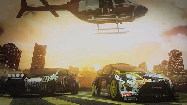 Trailer zur »Hoonigan«-Edition von DiRT: Showdown