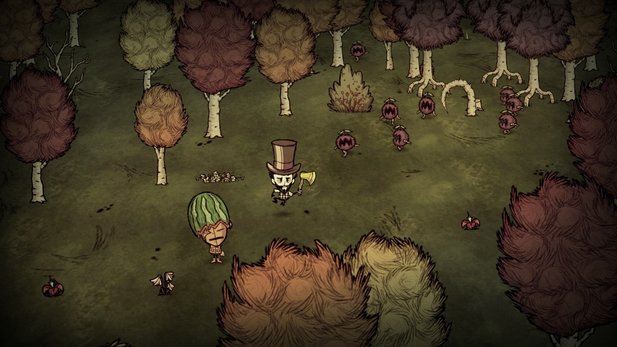 Don't Starve Together verlässt bald den Early Access.