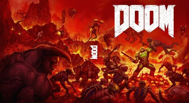 Doom Wendecover, Option B
