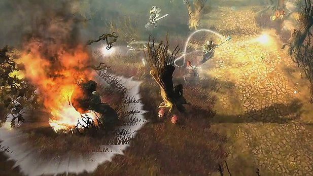 Gameplay-Trailer zu Drakensang Online