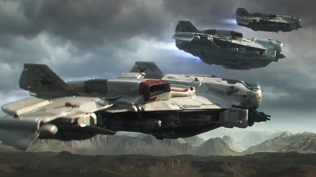 E3-Trailer von Dreadnought