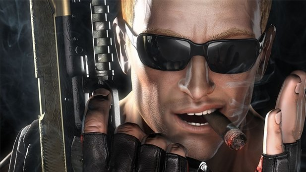 Duke Nukem Forever Test-Video