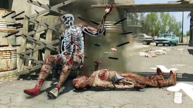 Dying Light - Gameplay-Trailer: Die spektakulärsten Fallen des Spiels