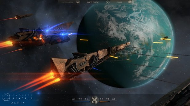 Endless Space 2 geht in Kürze in den Early Access auf Steam.