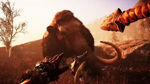 Far Cry Primal - Ankündigungs-Trailer zum Steinzeit-Far-Cry