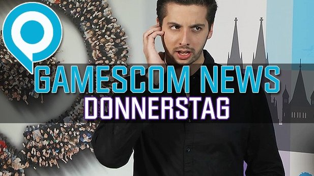 gamescom-News: Donnerstag - Massenansturm, Neue CryEngine & The Wolf Among Us
