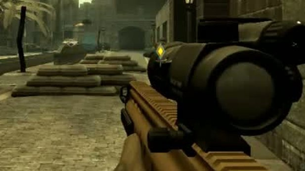 Ghost Recon Advanced Warfighter - Test-Video