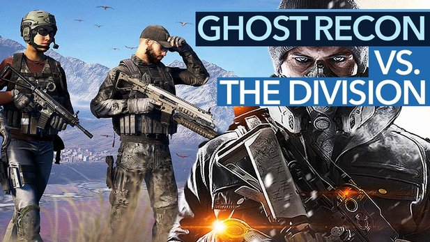 Ghost Recon: Wildlands VS. The Division