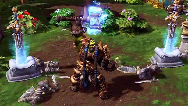 Heroes of the Storm - Trailer zeigt die Features der geschlossenen Beta