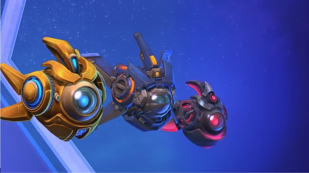 Heroes of the Storm - Protoss-Sonde Probius im Ankündigungs-Trailer