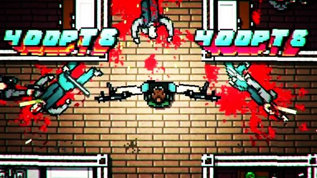 Hotline Miami 2 - Gameplay-Trailer »Dial Tone«