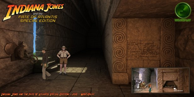 Eine Demo der Special Edition von Indiana Jones and the Fate of Atlantis steht kurz vor dem Release.
