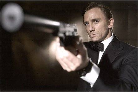 Daniel Craig: Star im neuen James Bond-Spiel Blood Stone