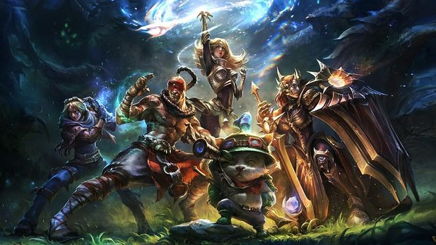 League of Legends - Kontrollbesuch zur Season 4