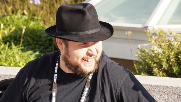 Markus Persson im Interview mit GameStar.