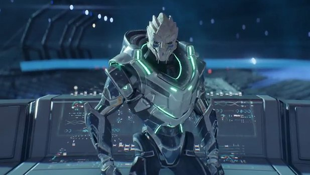 Mass Effect: Andromeda - Gameplay-Trailer zur Story-Apex- -Mission »Drack's Missing Scouts«