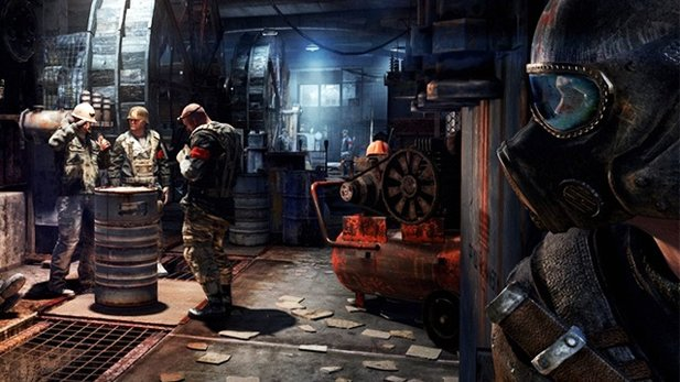 Vorschau-Video zu Metro: Last Light