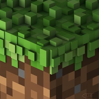 Cover des Minecraft-Soundtrack