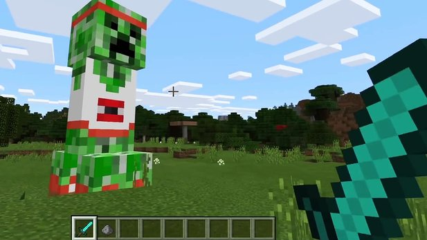 Minecraft - Trailer erklärt die Add-On-Funktion aus dem Boss-Update