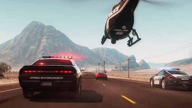 Uncovered-Trailer zu Need for Speed: Hot Pursuit