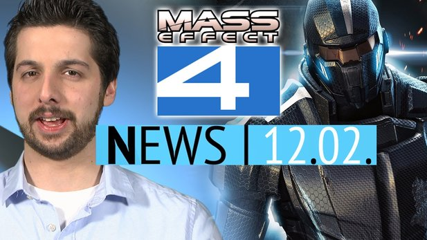 News - Donnerstag, 12. Februar 2015 - Mass Effect 4 mit Multiplayer; Hitman macht YouTuber kalt