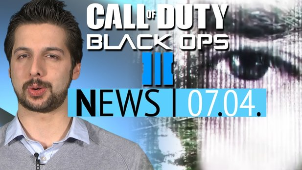 News: Gerüchte um Call of Duty: Black Ops 3 - Amazon rettet Crytek