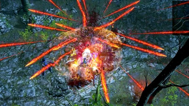 Path of Exile - Gameplay-Trailer: Patch 1.3 baut PvP massiv aus