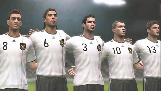 Pro Evolution Soccer 2011 - Gameplay-Video