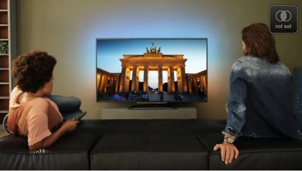Philips 4K TV der 9000er-Serie
