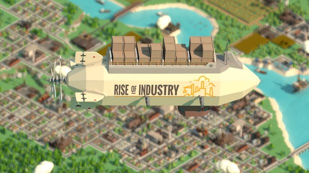 Rise of Industry - Trailer zum Early-Access-Start der Wirtschaftssimulation