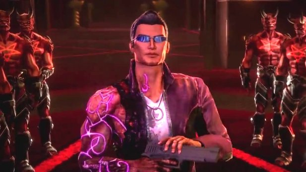 Saints Row: Gat Out of Hell - Ankündigungs-Trailer des Spin-Offs
