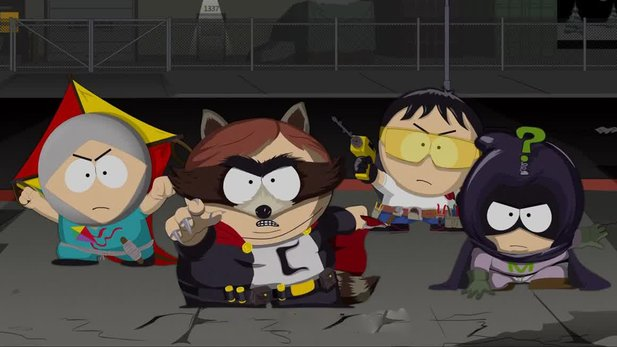 South Park: The Fractured But Whole - Ankündigungs-Trailer des Superhelden-Rollenspiels
