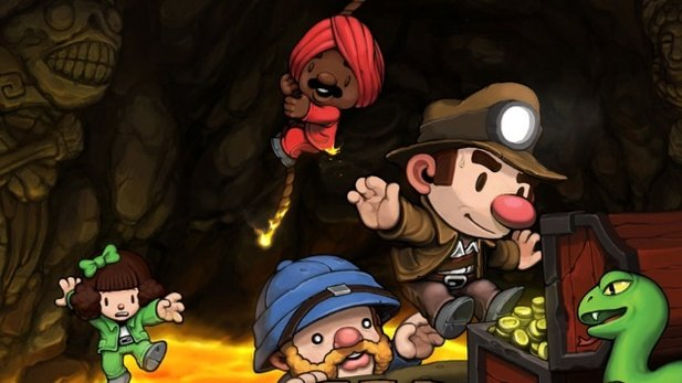 Spelunky - Test-Video der Xbox-Version bei GamePro