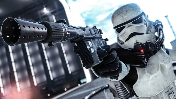 Star Wars: Battlefront - U-Wing im ersten Video zum Rogue-One-DLC »Scarif«