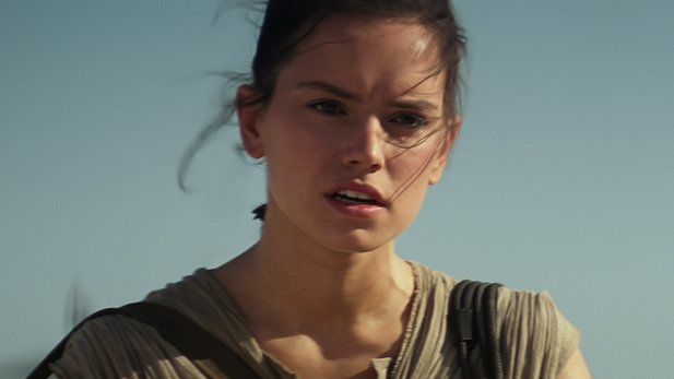 Star Wars: Episode 7 - TV-Spot mit Daisy Ridley als Rey